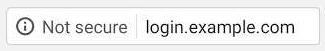 HTTP - Figyelmeztető üzenet