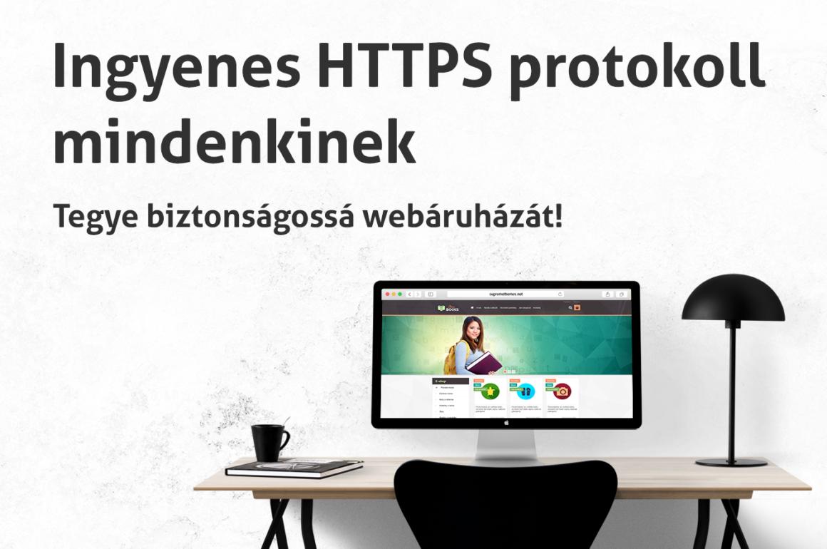 HTTPS ingyenes aktiválása