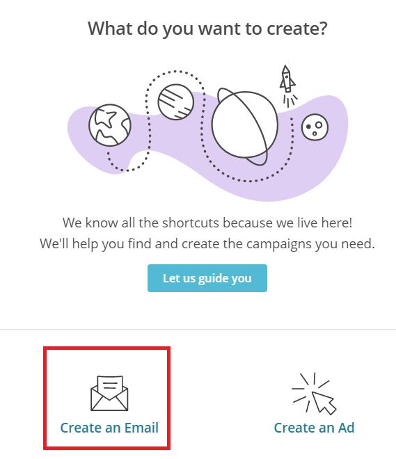 E-mail készítése