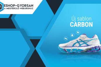 Carbon sablon