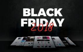 Black Friday – 2018. 11. 23. – Webáruház és weboldal féláron